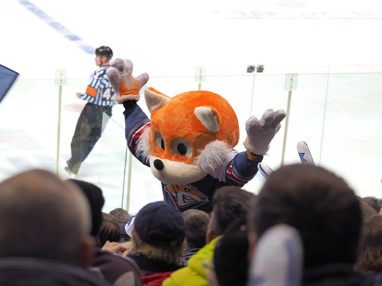 49Плей-офф 2016 Восток 1/2 Металлург - Сибирь 16.03.2016