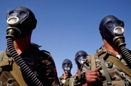 Боевиками ИГИЛа было использовано химоружие