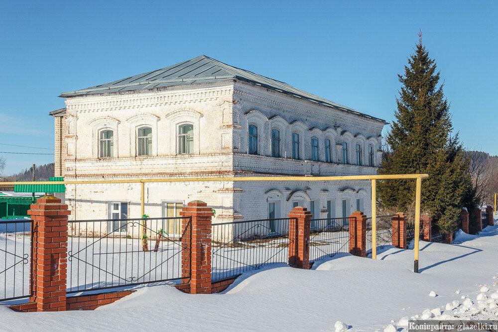 Музей истории Сибирского тракта. Карадуван.