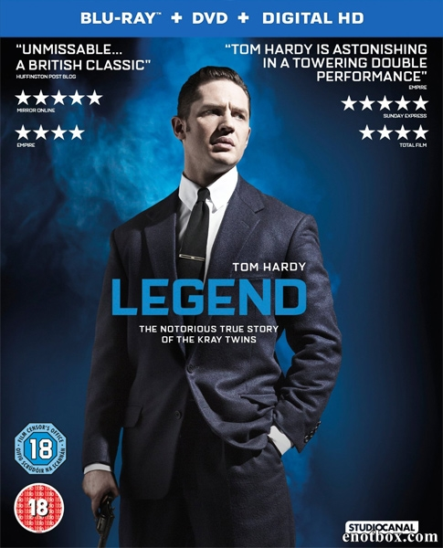 Легенда / Legend (2015/BDRip/HDRip)