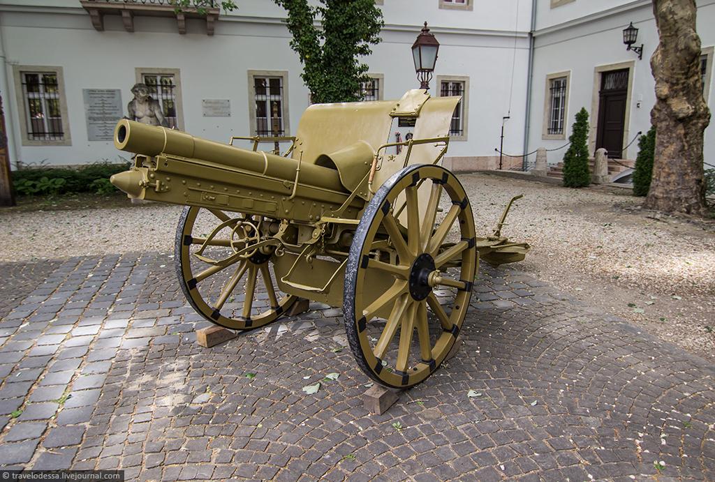 Музей военной истории в Будапеште