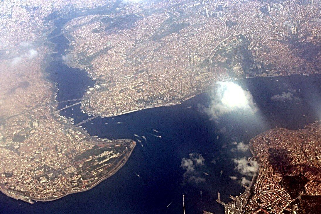 Istanbul. Golden Horn Bay
