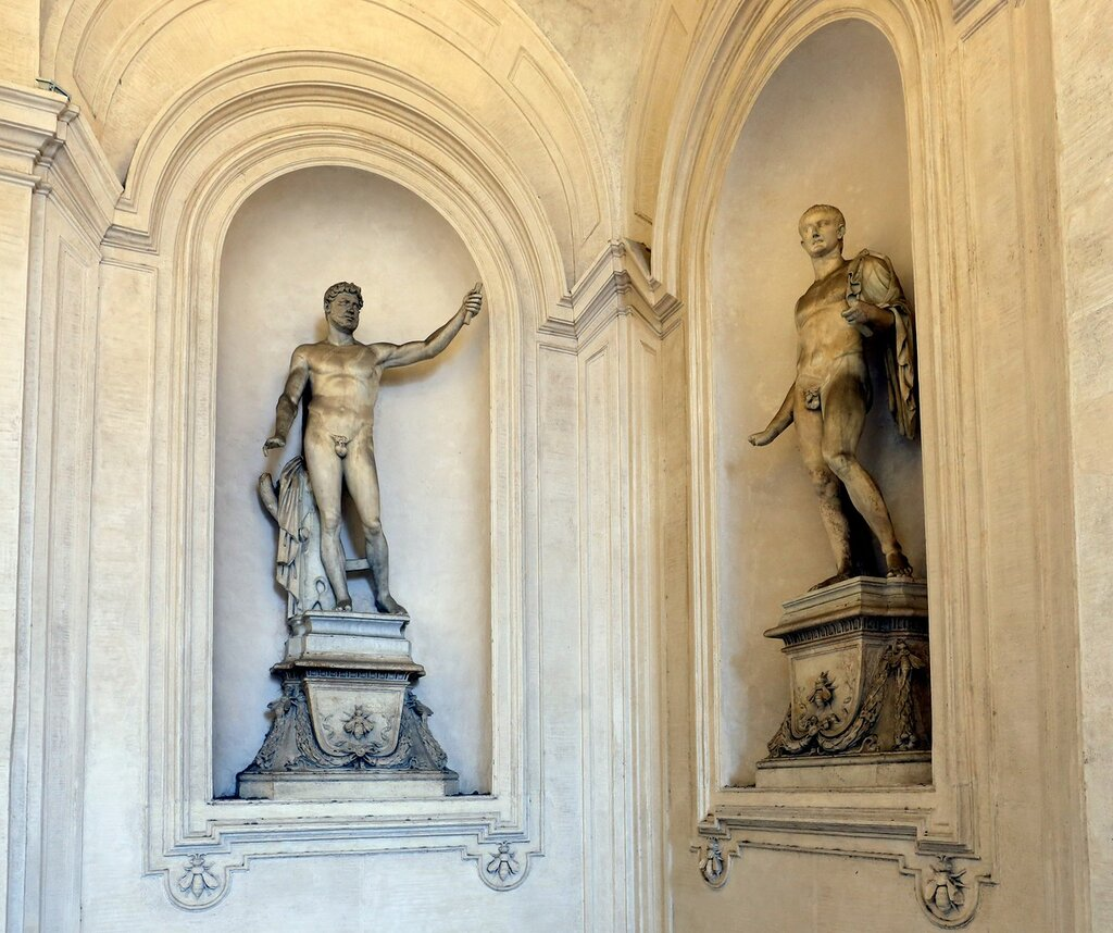 Рим. Национальная галерея старинного искусства (Galleria Nazionale d'Arte Antica)