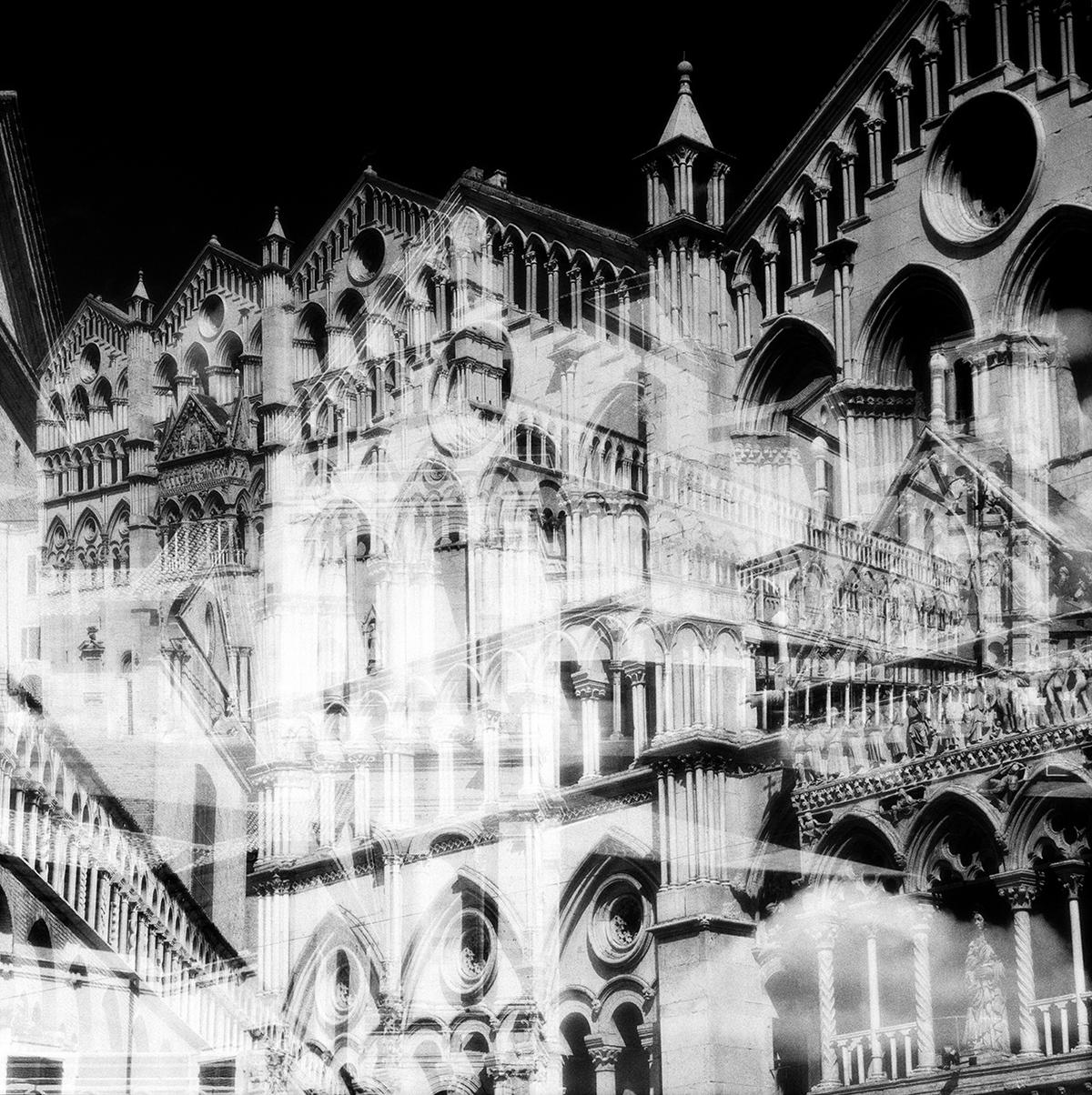 Арсен Ревазов стремится показать мир в невидимом свете, который невооруженный человеческий глаз увид