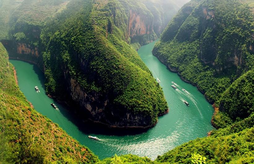 Озеро тысячи островов или Цяньдаоху