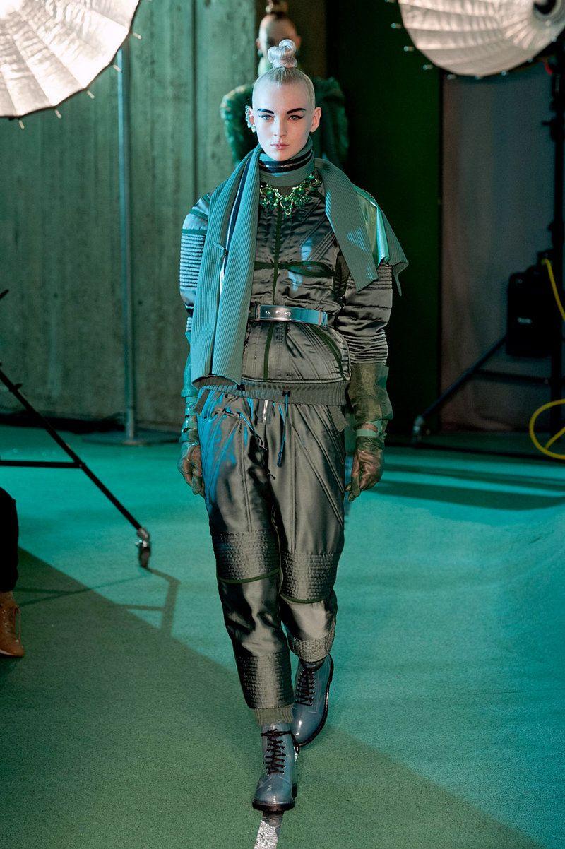 Jean Paul Gaultier. Осень-зима 2014/2015