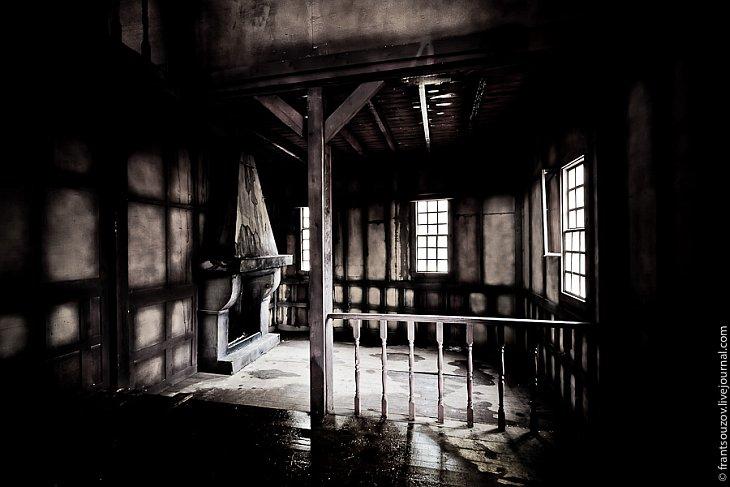 Лестница наверх…
