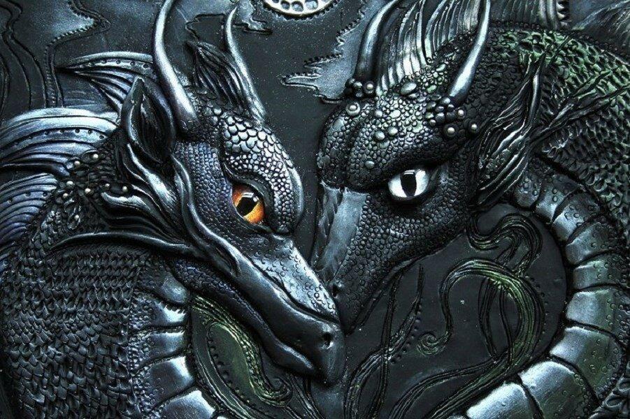 Здесь водятся драконы
