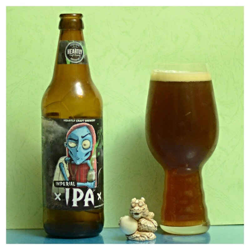 Heartly Imperial IPA