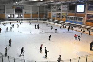 Cпортивный  праздник в Ледовом для ЗТИ 22.01.2016