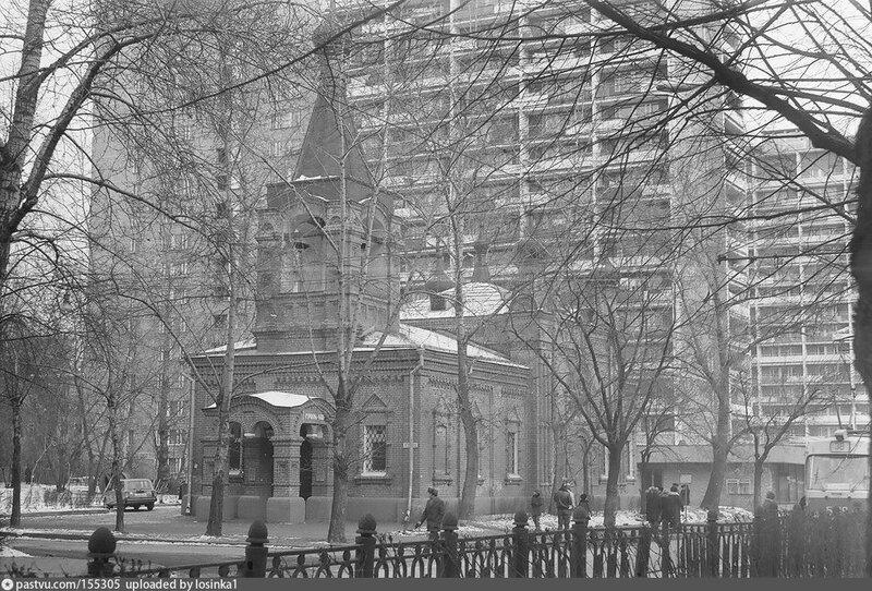 23. Серпуховский Вал. церковь. 1986..jpg