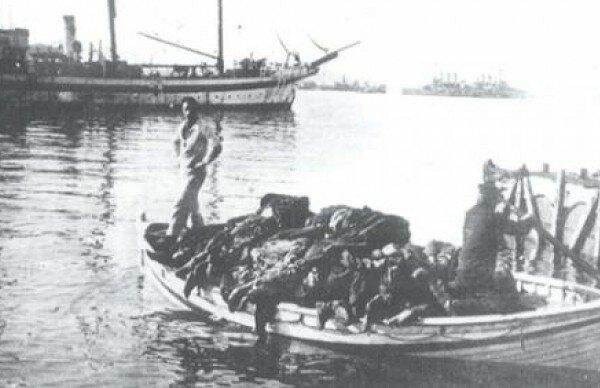Первая мировая война, Греция, Корфу, Сербия