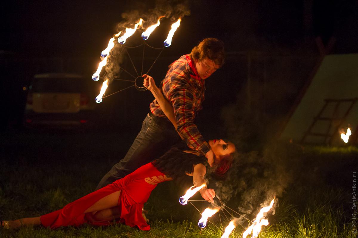 Правый Берег 2015. Танец Огня. 13