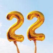 цифра 22