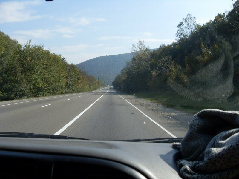 Все дороги ведут...  12 октября 2008, под Горячим Ключом, на слёте (145).JPG