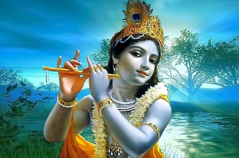 восьмой аватар Вишну Кришна