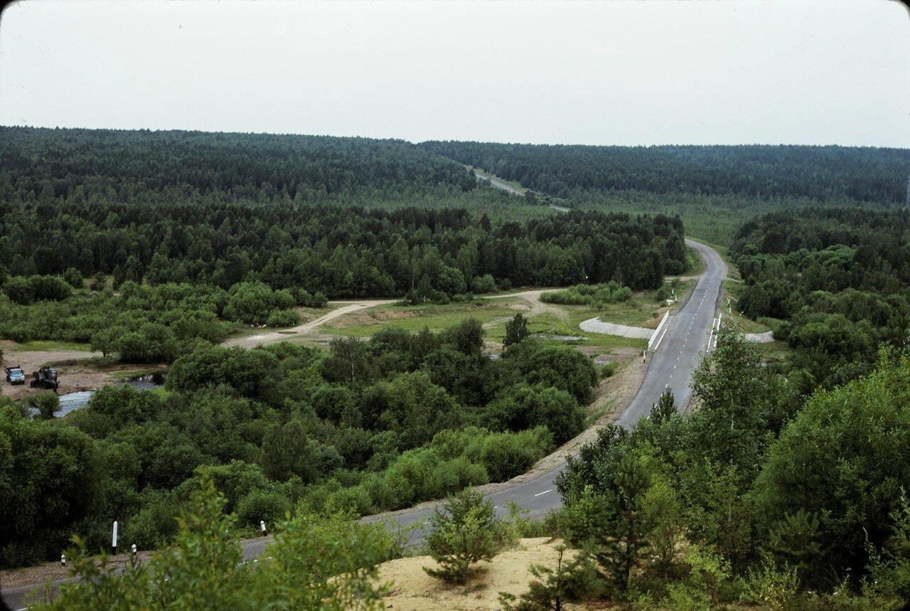 Дорога на Байкал
