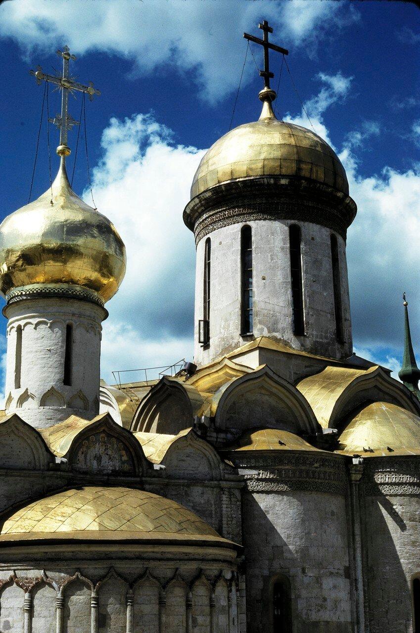 Загорск. Троицкая церковь