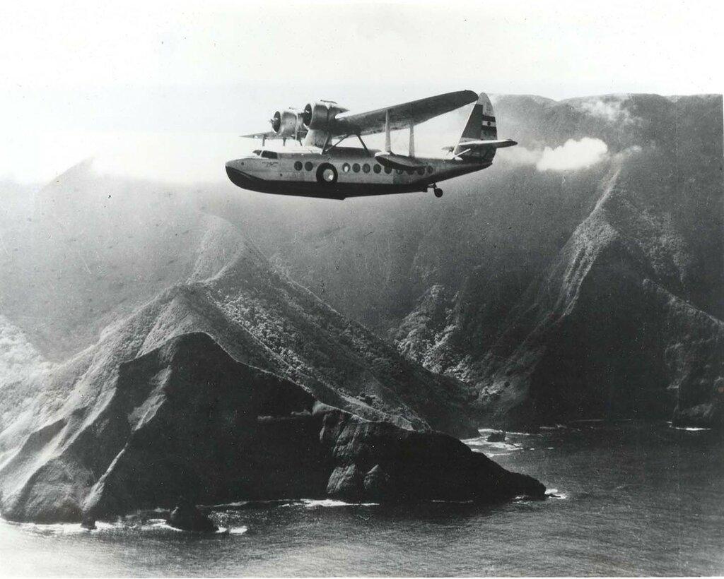 HAL Sikorsky S-43 1935