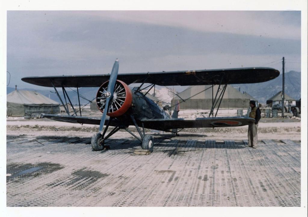 TachikawaKi-9SprucepicturedatairfieldK-1inSouthKoreaduring1951-1.jpg