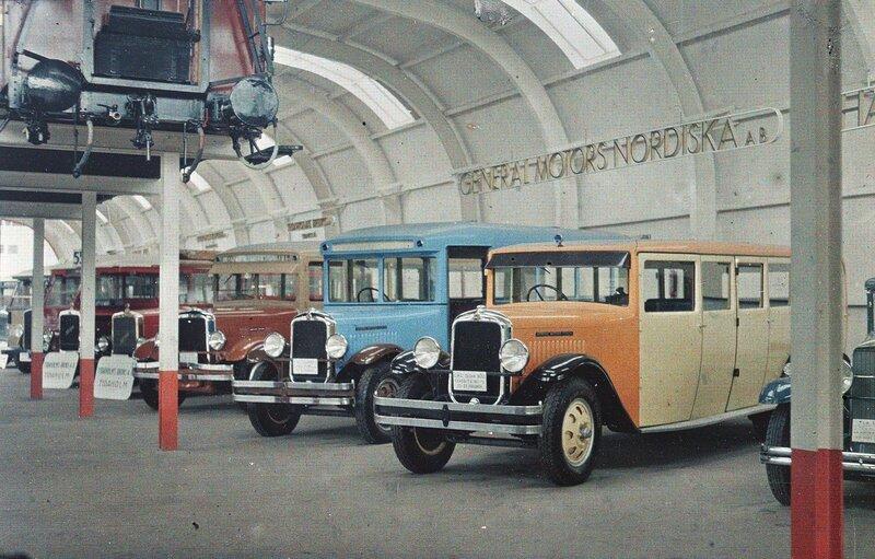 1930 Stockholm Gustaf Cronquist General Motors Nordiska AB. Design av bussarna Sigurd Lewerentz.jpg