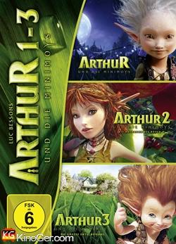 Arthur und die Minimoys 1-3 (2006)