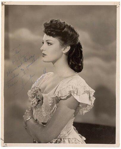 линда дарнелл