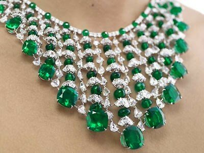 Самые дорогие и красивые ювелирные украшения