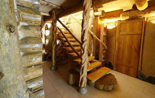 Экодизайн в отеле Красной Поляны