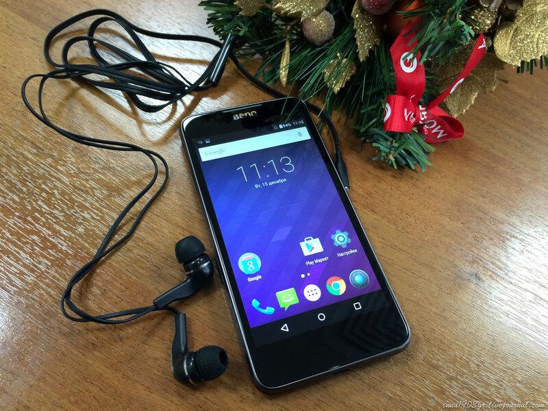 смартфон BenQ T47
