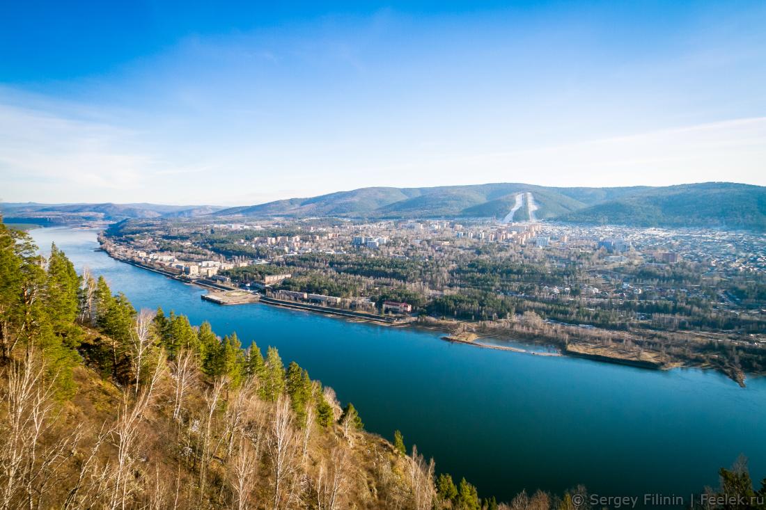 Город дивногорск красноярского края фото