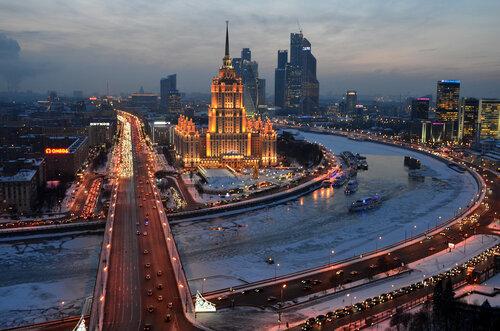 Одним московским вечером
