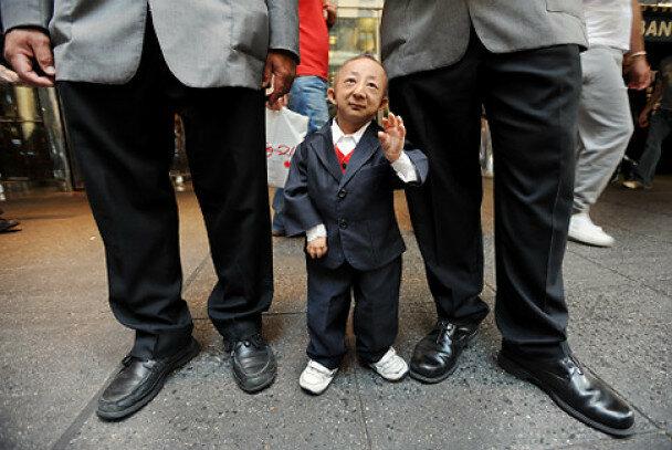 Хэ Пинпин. Самая маленькая смерть в мире (фото и видео)