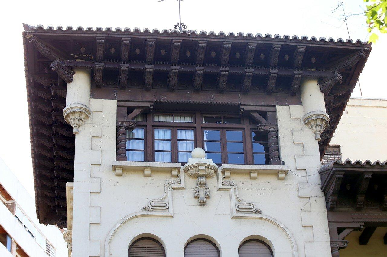 Casa de Miguel Mantecón, Zaragoza