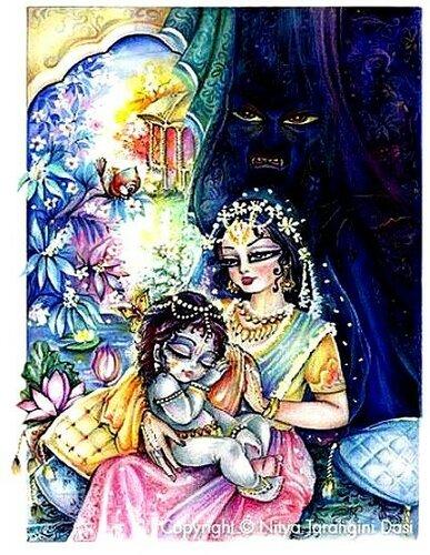 �����-������ - Yashoda-Krishna