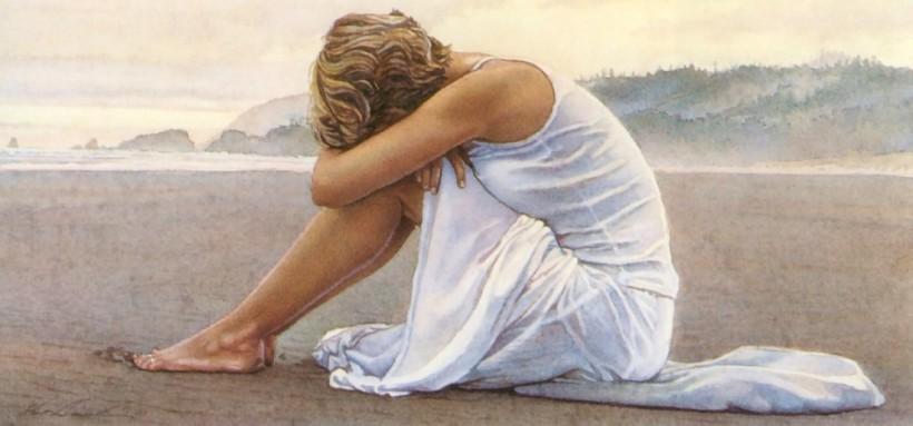 Эмоциональный реализм Стива Хэнкса. Женщины акварелью