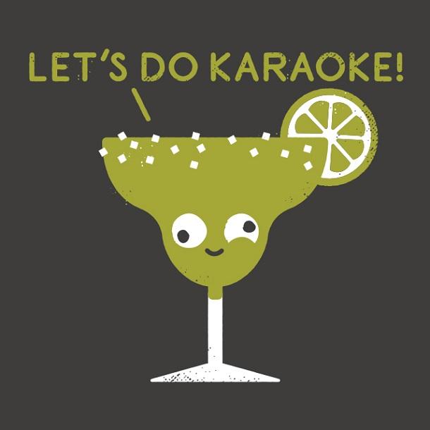 Давайте петь в караоке!