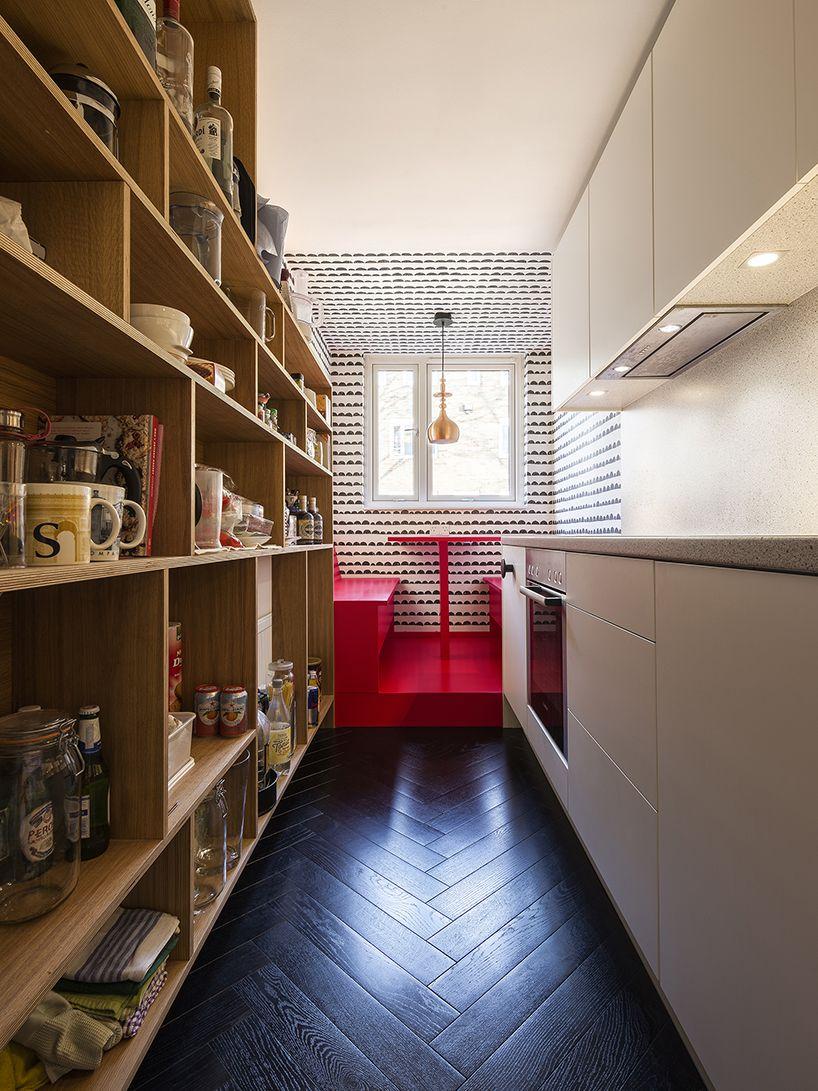 Дизайн интерьера маленькой квартиры в Лондоне фото 3