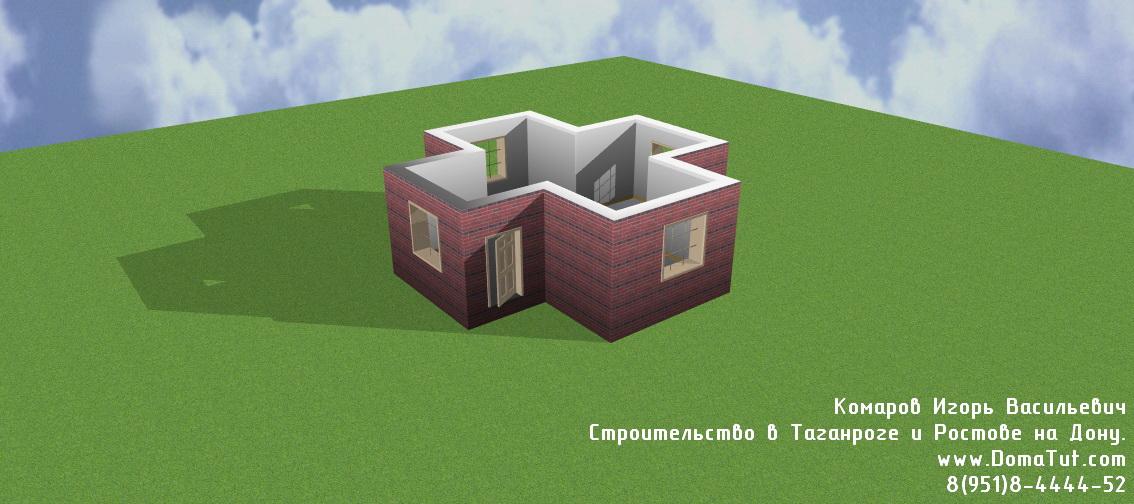 проект дома в Таганроге