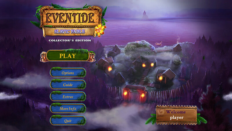 لعبة Eventide: Slavic Fable Collector's