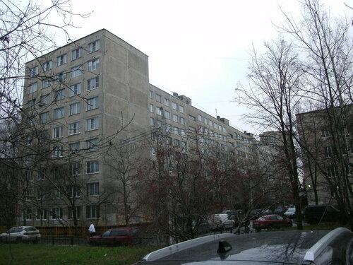 Будапештская ул. 63к1