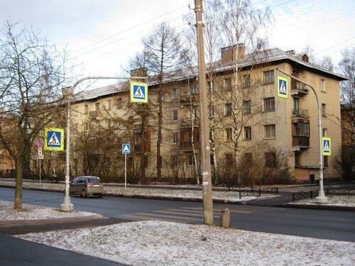 ул. Танкиста Хрустицкого 100