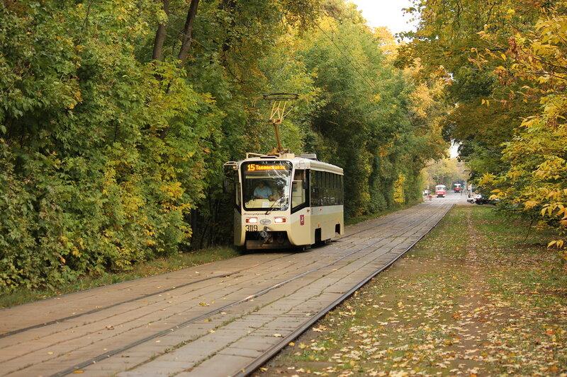 Трамвай 3119