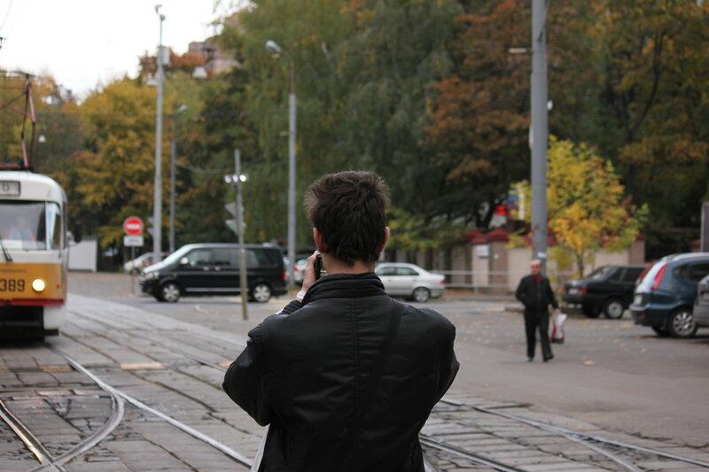 Фотограф трамваев