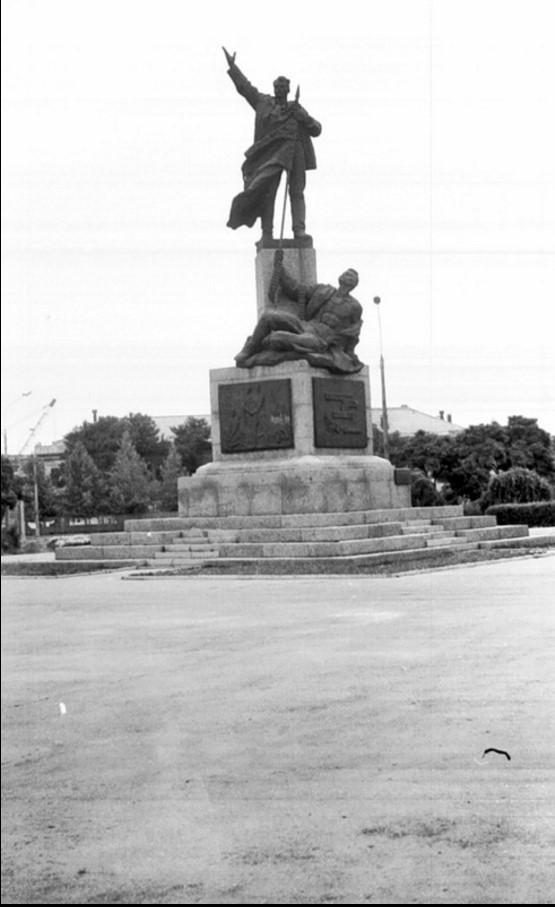 41. Николаев. Прогулки по городу
