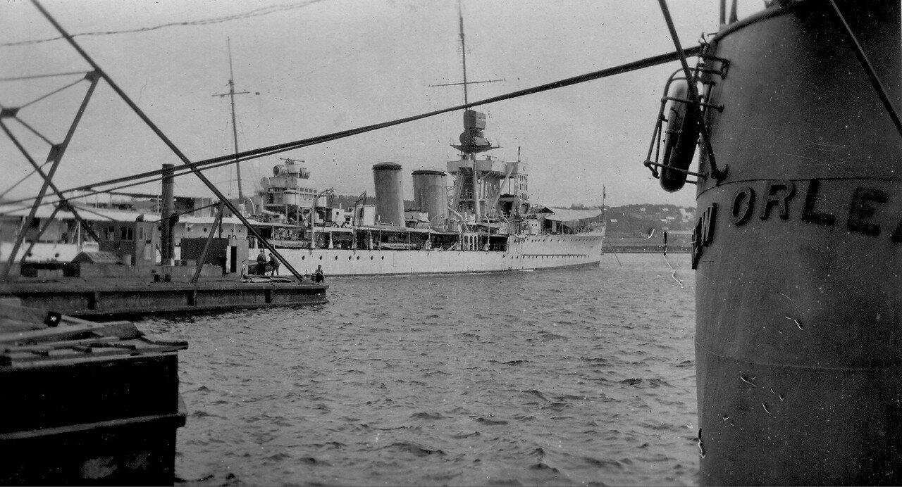 Британский крейсер Карлайн