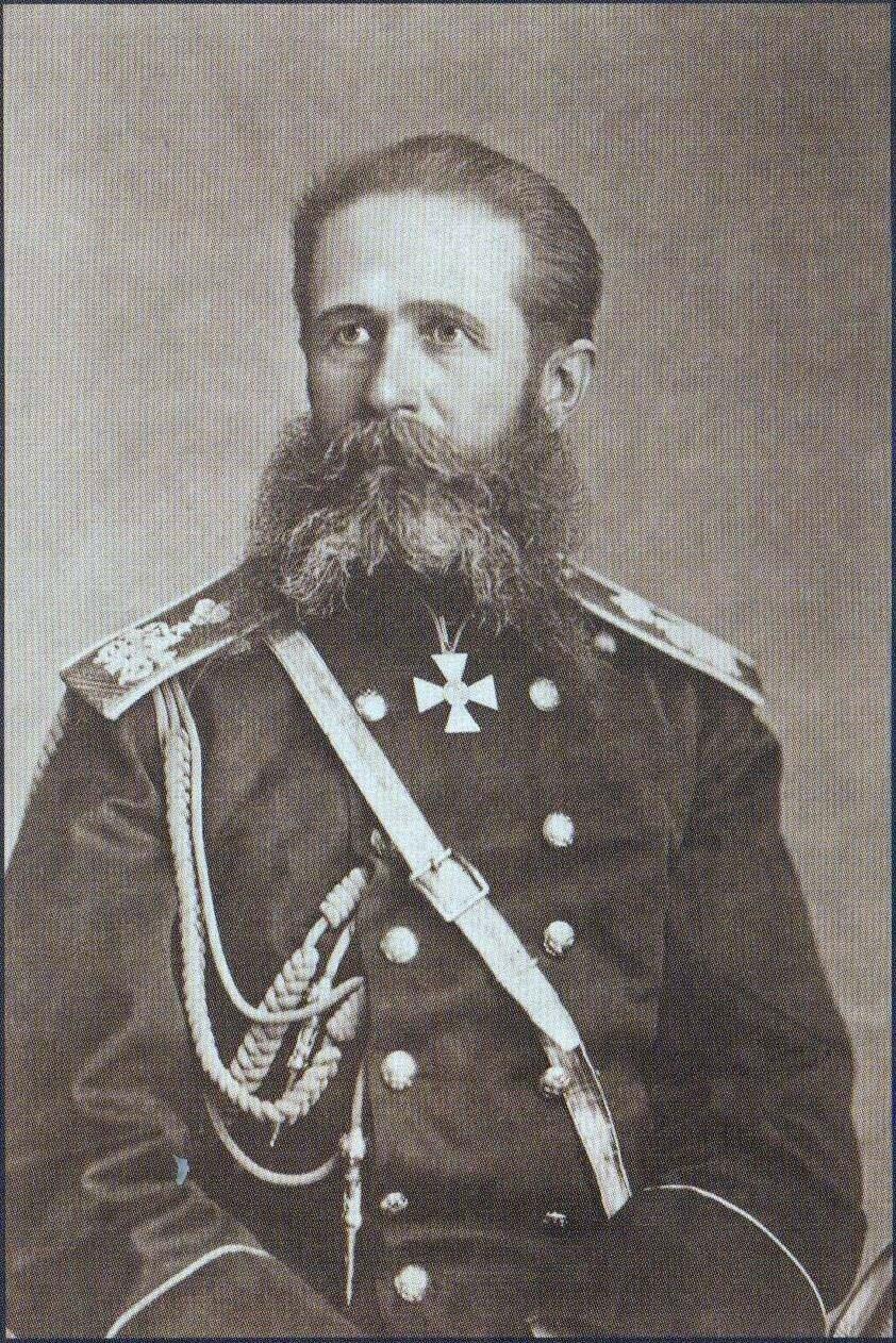 27. Генерал И. В. Гурко, Горна Студена, сентябрь 1877