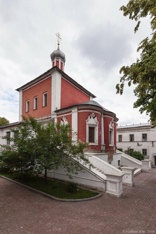 Собор Воскресения Словущего. Андреевский монастырь.