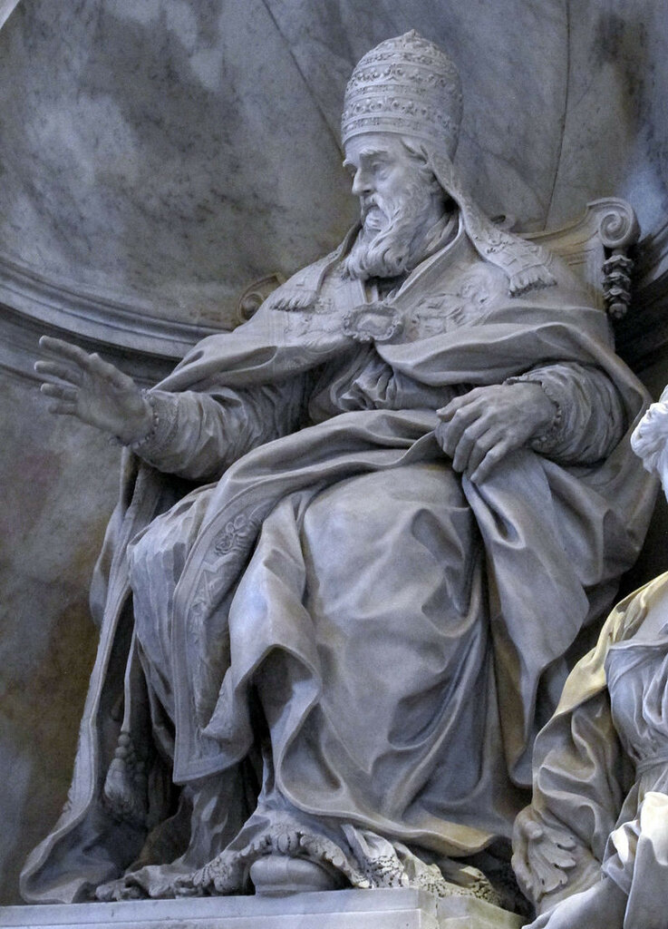 Alessandro_Algardi,_monumento_a_leone_XI_Medici,_1644,_03.JPG