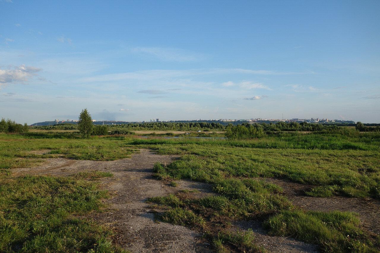 высокая часть Нижгорода